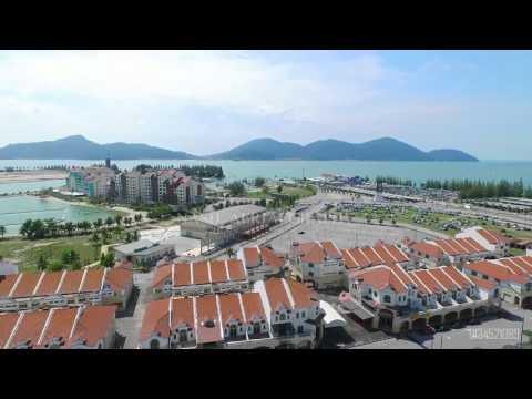 Marina Island, Lumut
