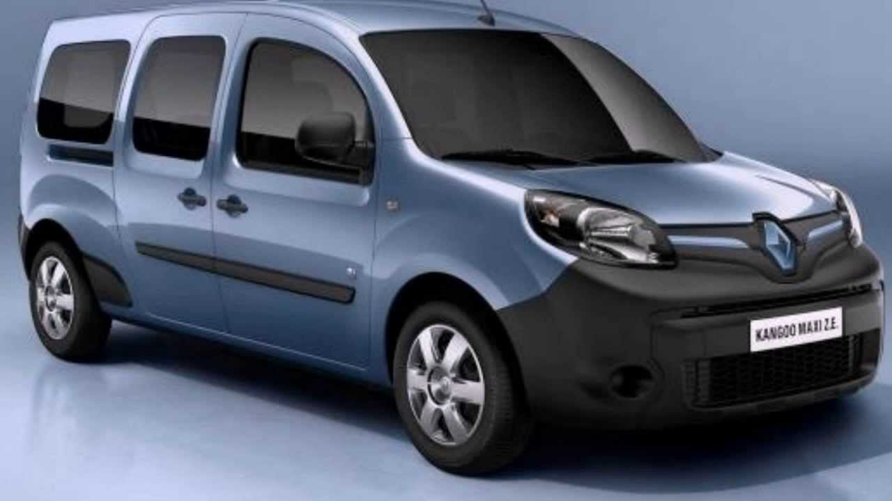 2014 renault kangoo van youtube. Black Bedroom Furniture Sets. Home Design Ideas
