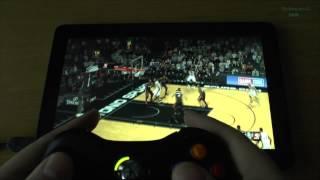 1# NBA 2K15 (PC) on tablet Intel Core M-5Y71 new Dell Venue 11 Pro - medium details !!!