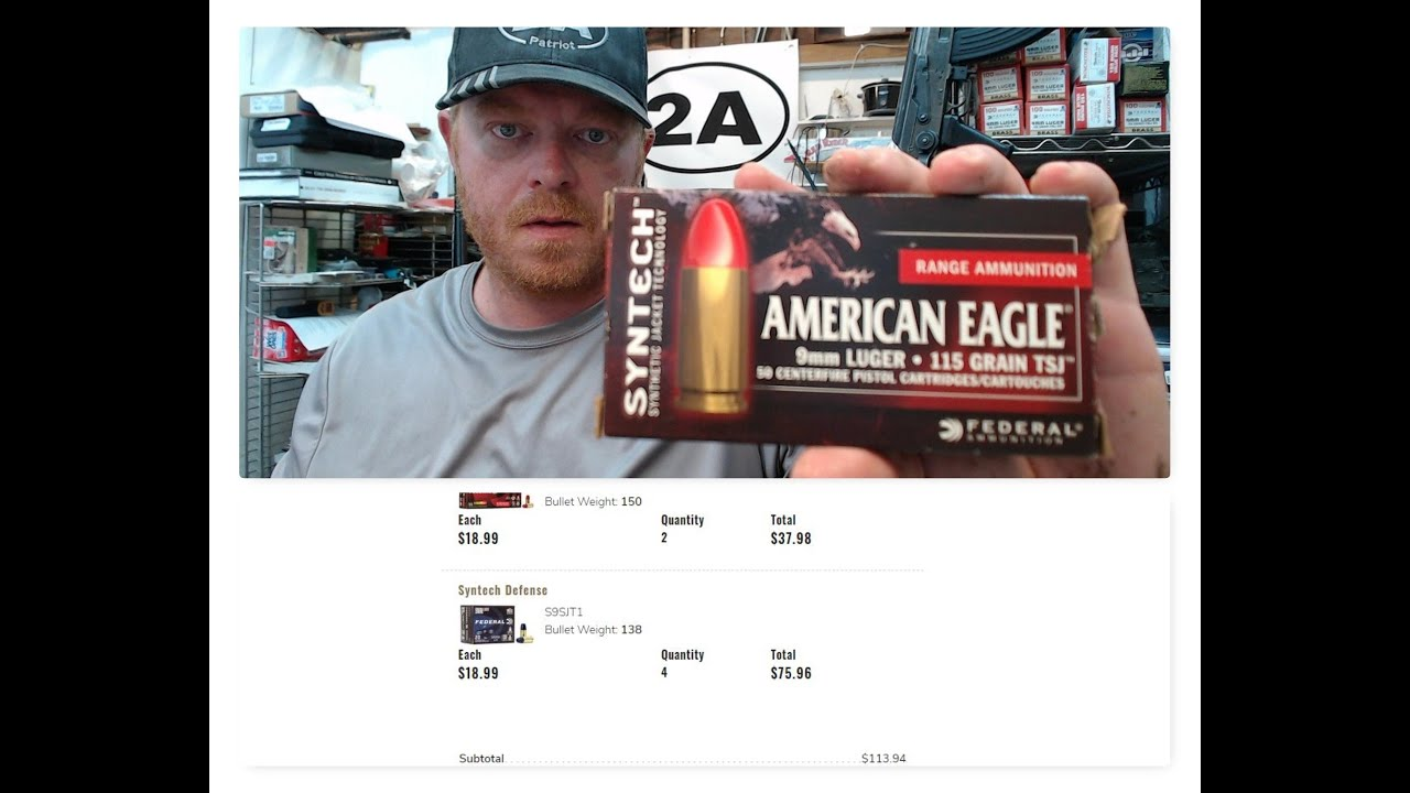 Ammo Shortage 2020 : Where To Buy 9mm Ammo Right Now 8/2/20 Federalpremium
