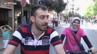 """يوم """"صديق للبيئة"""" في بيروت"""