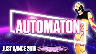 Just Dance 2018: Automaton by Jamiroquai | Official Track Gameplay [US]