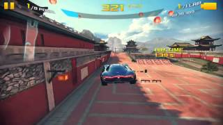 Asphalt 8: EVENT China Div Cup [01:14:052] Great Wall Rev - Renault DeZir (1262) - Single Tank