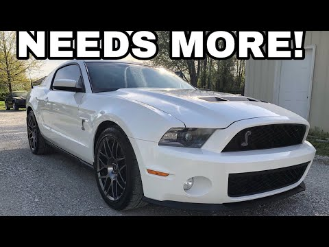 What's next for the GT500?