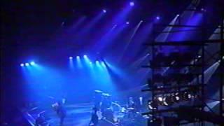 2001年BLACK LISTでのライブ 暴かれた世界 GOD JUST TIME 赤毛のケリー.