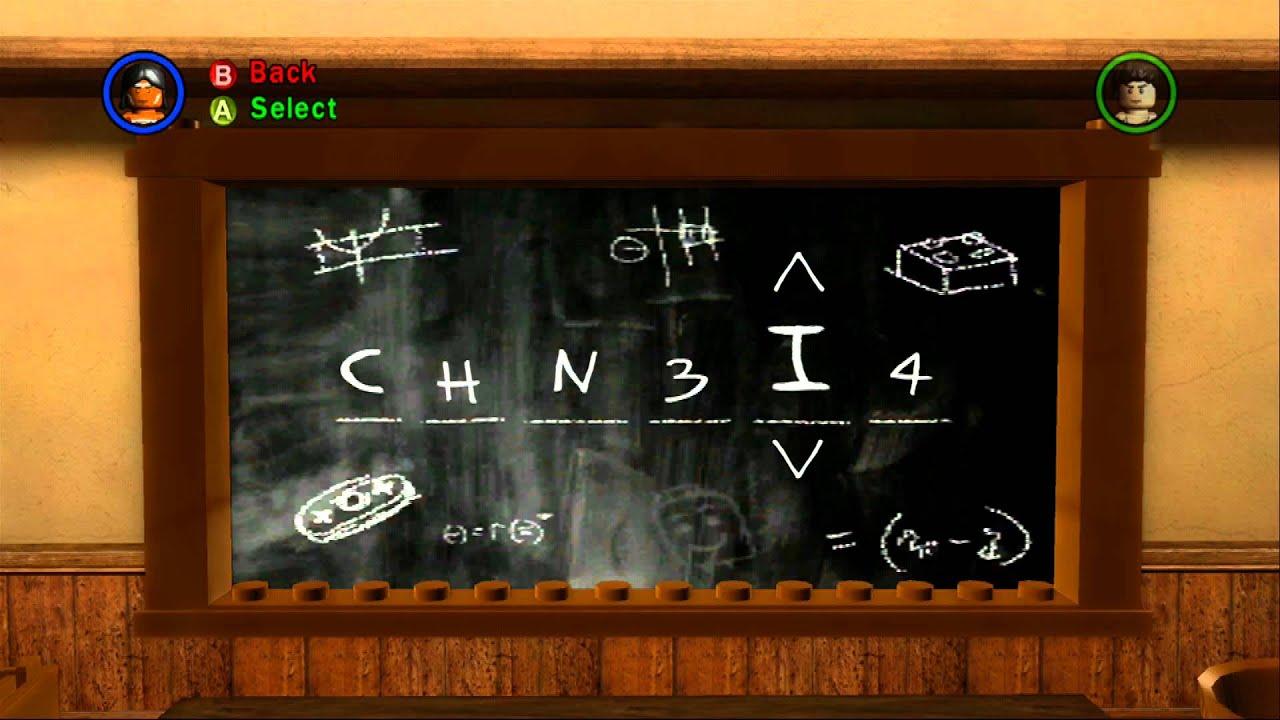 Cheat Codes Indiana Jones Lego - YouTube