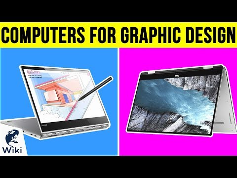 10 Best Computers For Graphic Design 2019