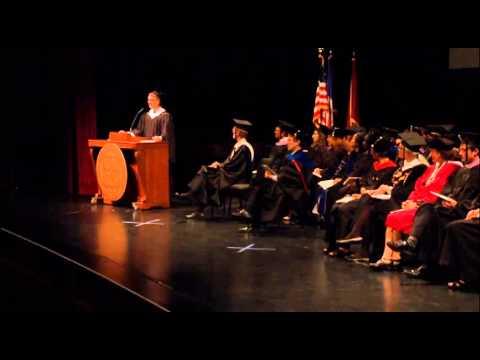 2015 College of Design Commencement  Keynote Speaker Doug Powell