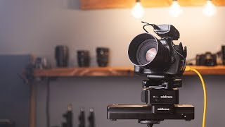 Camera Slider thats KILLER for Recipe Videos!!! Edelkrone SliderOne V2