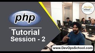 PHP Tutorial - Session 2 (Variables) Hindi