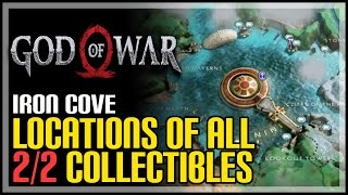 God of War Iron Cove All Collectibles