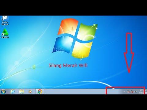 cara-mengatasi-wifi-silang-merah-dan-network-connection-merah-di-laptop-komputer-windows-7/8/10