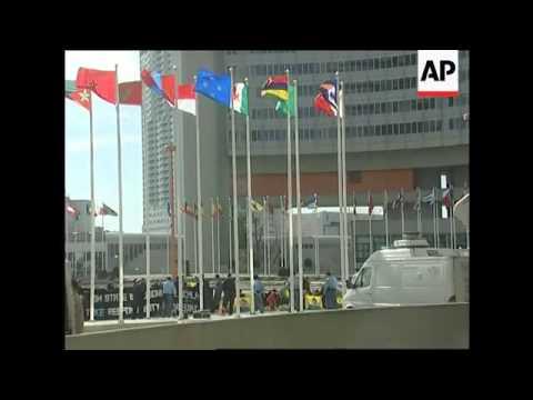 UN nuclear watchdog meets, Iranian FM comments