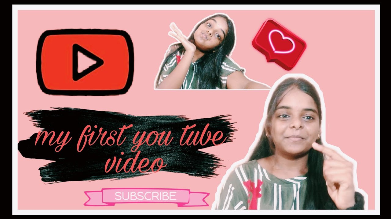 my first you tube video 😊, introduction 💓💓of myself 🌸