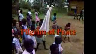 Pilgrim of Peace in Bougainville