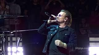 U2 Paris All Because Of You 2018-09-09 - U2gigs.com