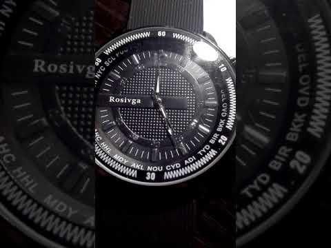 Clock Rosivga 1357 Male Quartz Watch