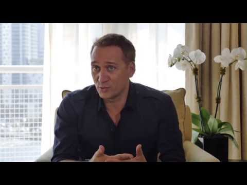 Paul van Dyk - The Politics Of Dancing 3 (Interview Part 1)