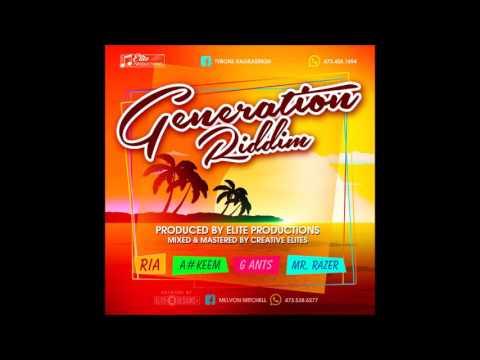 G Ants - Morning Star  (Grenada Reggae 2016)