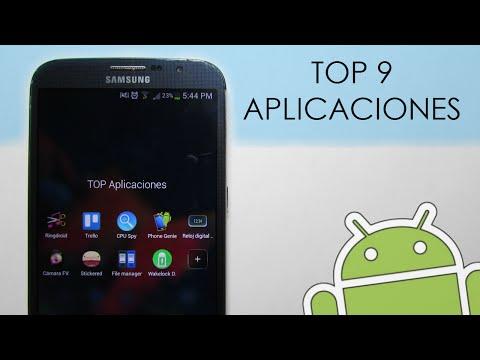TOP 9 APLICACIONES (Musica, Velocidad Android)