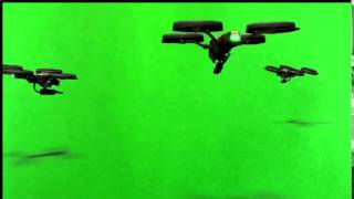 Green Screen Drohnen FREE Download