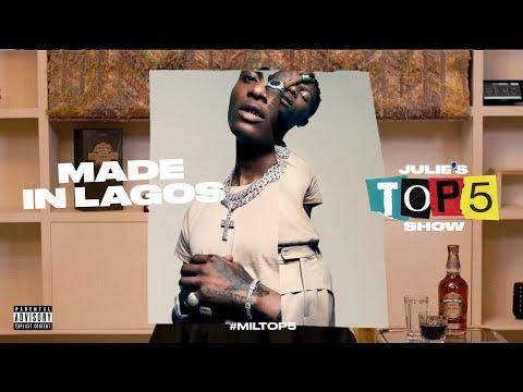 #JuliesTop5 Show: Season 3 / Special - Made In Lagos