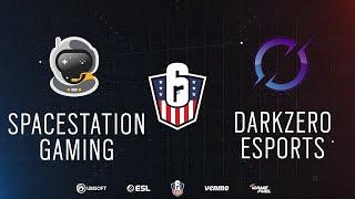 Spacestation Gaming vs. DarkZero Esports - Rainbow Six US Nationals 2019 - Las Vegas, NV | Day 1