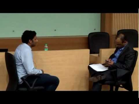 Interview fundae session by Anant Gupta (IITB Alumnus)