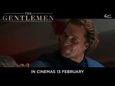 The Gentlemen Trailer #1 – In Cinemas 13 February 2020