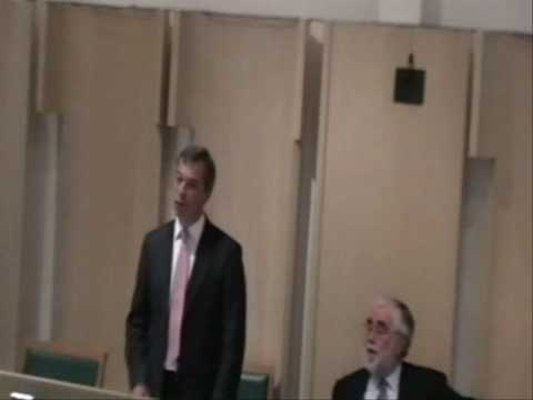 UKIP Nigel Farage, The Freedom Association - Part 5 of 5