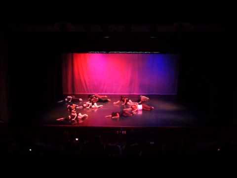 Jacqueline Kennedy Onassis High School Advanced Dance Performs tribute to Vivian Ullmann
