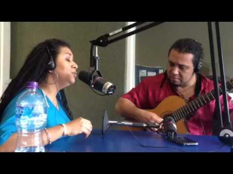 """En la radio """"Bajo la Ceiba""""(3)"""