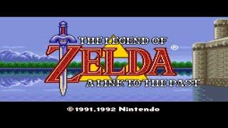 The Legend of Zelda: A Link to the Past 100% Walkthrough Part 1 - Zelda's Rescue