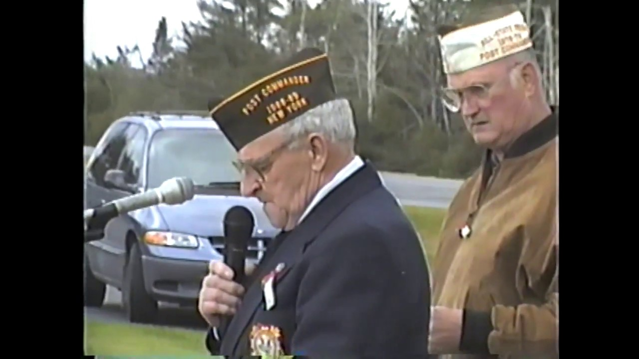 VFW 1418 Veterans Day  11-11-98