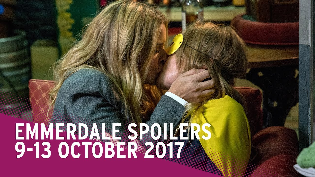 Emmerdale Spoilers: 9 - 13 October 2017