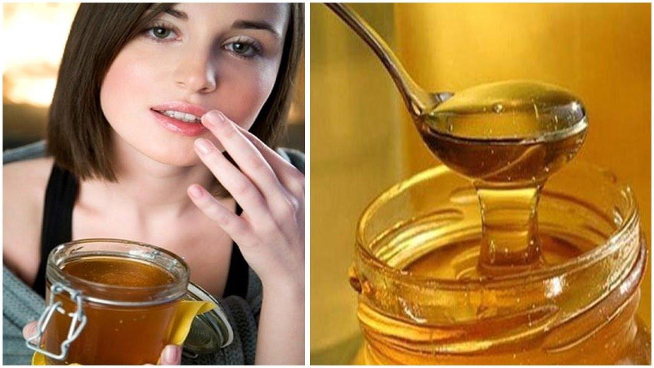 Thoa 1 giọt mật ong lên da mặt trước khi đi ngủ, bạn sẽ sốc với kết quả ngay sáng hôm sau