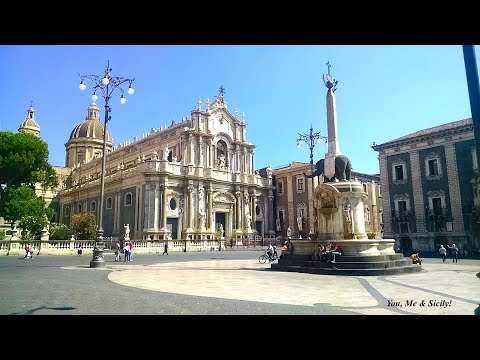 "Catania  Episode 4: ""You, Me & Sicily!"""