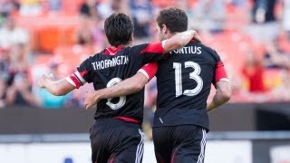 HIGHLIGHTS: DC United vs. San Jose Earthquakes | June 22, 2013