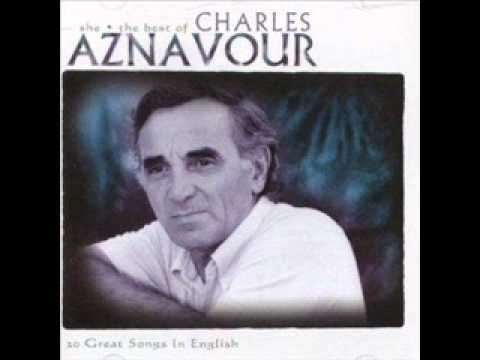 Charles Aznavour   You've Got To Learn