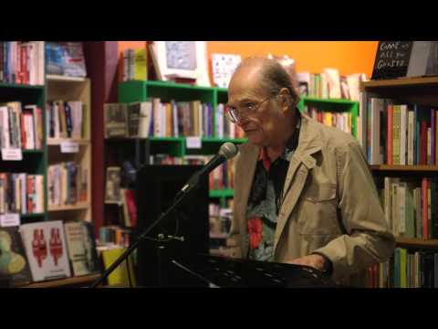 The Poetry Center— Michael Gizzi's Collected Poems, a Celebration