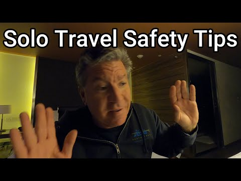 Solo Travel Safety Tips