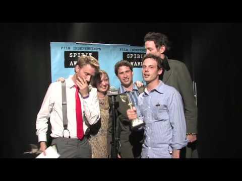 Alex Holdridge, Seth Caplan, Scoot McNairy John Cassavetes Award ThankyouCAM desktop