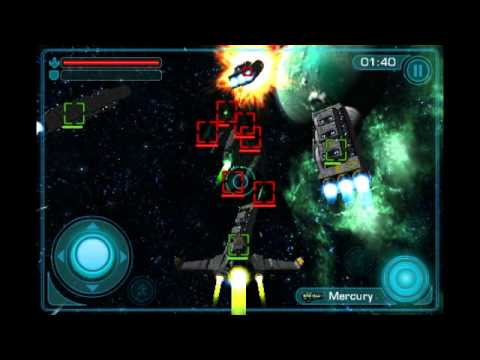 Galaxy On Fire For Android By FISHLABS - Official Trailer