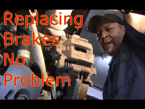 How To Replace Rear Brakes And Rotors On A 2010 Infiniti EX35