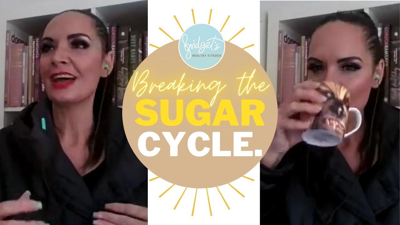 How to BEAT a sugar ADDICTION | Q+A Friday's | Bridget's Healthy Kitchen