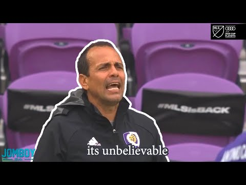 [Jomboy Media] Orlando City beats NYCFC in a truly bizarre ending, a breakdown