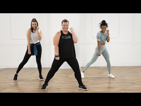 30-Minute All-Levels Cardio Dance Workout