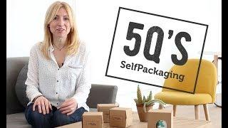 5Q's Selfpackaging - con Natalia Solanilla