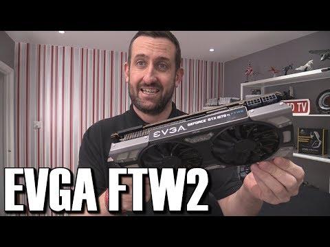 EVGA FTW2 GTX 1070 Ti Review & Overclocking