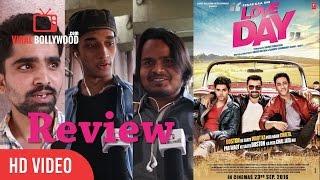 Love Day Pyaar Ka din Movie | Public movie Review |  Ajaz khan, Sahil Anand, Harsh Nagar